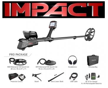 Detektor kovů Nokta Impact Pro
