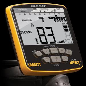 Detektor kovů Garrett Ace Apex
