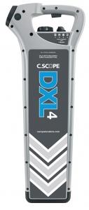 Lokátor inženýrských sítí C.Scope DXL4 DGB