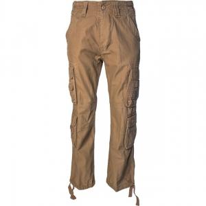 Pánské kalhoty Brandit Pure Vintage - Béžová