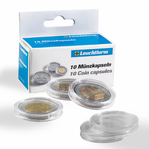 Plastové kapsle vnitřní průměr 33 mm 10ks