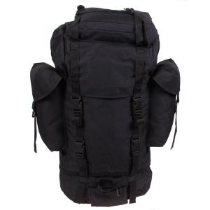 BW combat backpack MFH - black