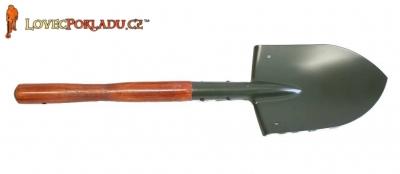 Lopatka pevná M12 s obalem
