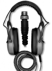 Sluchátka Original Gray Ghost pro Minelab CTX
