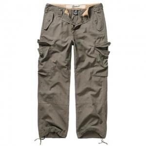Pánské kalhoty Brandit Hudson Ripstop - Olive