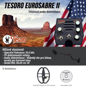 Tesoro EuroSabre II