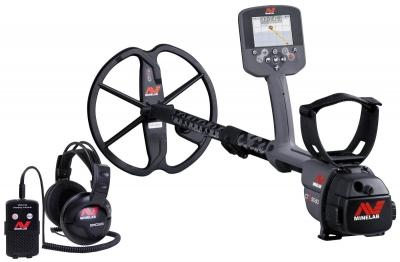 Detektor kovů Minelab CTX 3030 profesional