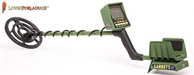 Detektor kovů Garrett GTI 2500