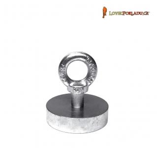Magnet s okem M198 - magnetická síla 198kg