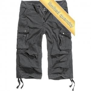 Pánské tříčtvrteční kalhoty Brandit Urban Legend  - Antracit