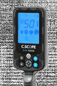 Detektor kovů C.Scope Evo 6000