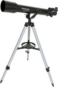 Celestron PowerSeeker 70/700mm AZ čočkový teleskop