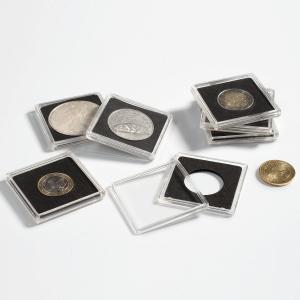 Kapsle na mince QUADRUM 32mm 10ks