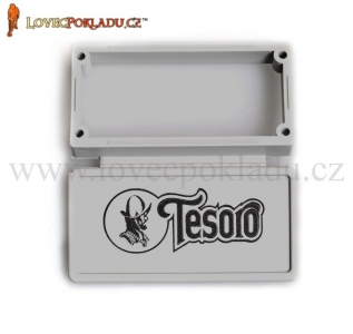 Tesoro kryt bateriového boxu pro Tejon 1 ks ''šedá''