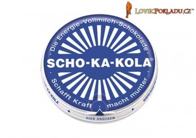 Scho-ka-kola mléčná čokoláda