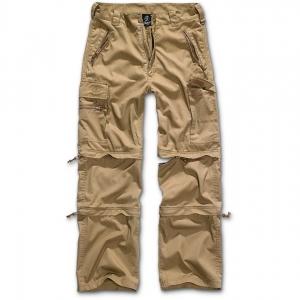Pánské trekové kalhoty Brandit Savannah - Camel
