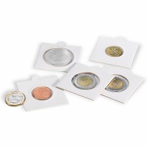 Rámečky samolepící na mince 35 mm 25ks