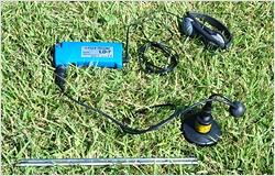 Fuji Tecom LD-7 detektor úniků vody
