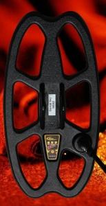 Sonda WSS 25x13 S.E.F 2D cm pro Fisher F5, GoldBug, F19, 11, 22, 44