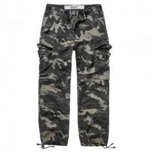 Pánské kalhoty Brandit Hudson Ripstop - Darkcamo