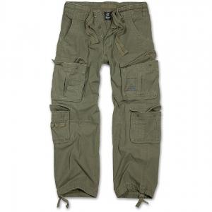 Pánské kalhoty Brandit Pure Vintage - Olive