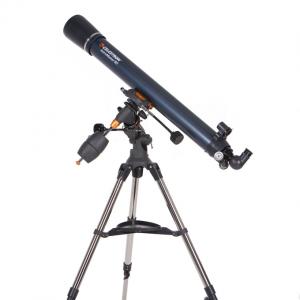 Celestron AstroMaster 90/1000mm EQ čočkový teleskop