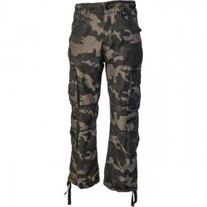 Pánské kalhoty Brandit Pure Vintage - Darkcamo
