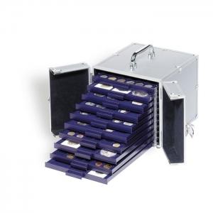 Hliníkový přepravní kufr na kazety Smart (prázdný)