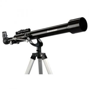 Celestron PowerSeeker 60/700mm AZ čočkový teleskop
