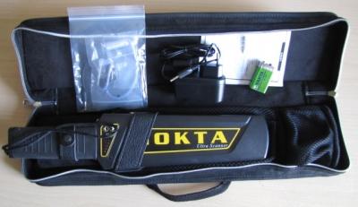 Bezpečnostní detektor kovů Nokta Ultra Scanner PRO