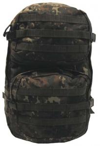 Batoh US Assault II MFH - kamufláž flecktarn
