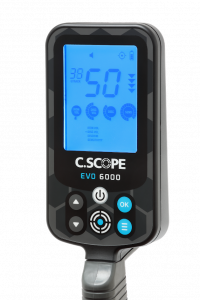 Detektor kovů C.Scope Evo 6000 Plus