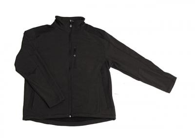 Černá lehká bunda Fox outdoor