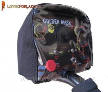 Kryt proti dešti pro detektory kovů Golden Mask - VELKÝ