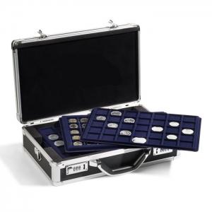 Mincovní kufr L6 Black SET