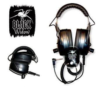 Black Widow headphones