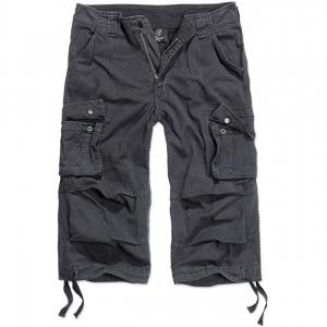 Pánské tříčtvrteční kalhoty Brandit Urban Legend  - Černá
