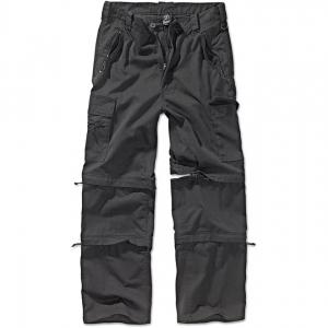 Pánské trekové kalhoty Brandit Savannah -  Černá