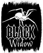 Sluchátka Black Widow