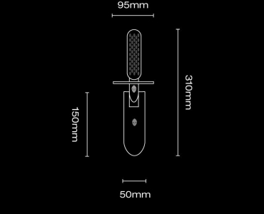 Black Ada Dagger