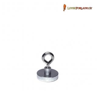 Magnet s okem M40 - magnetická síla 40kg