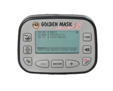 Detektor kovů Golden Mask GM5+ SE Relik