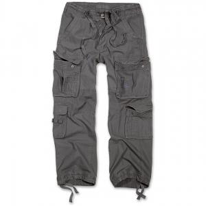 Pánské kalhoty Brandit Pure Vintage - Antracit