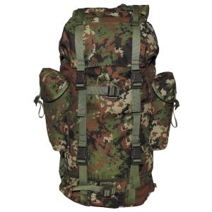 BW bojový batoh vegetato