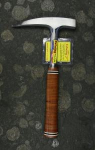 Geologické kladivo ESTWING s koženou rukojetí EH111