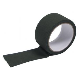 Páska maskovací textilní samolepicí - Olivová