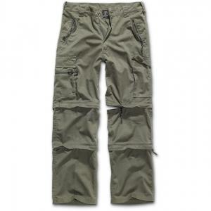 Pánské trekové kalhoty Brandit Savannah -  Olive