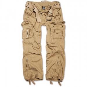 Pánské kalhoty Brandit Royal Vintage - Béžová