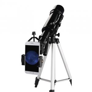 Hama smartphone držák pro dalekohledy s okulárem s průměrem 2.5-4.8 cm