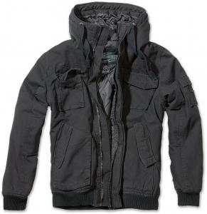 Pánská zimní bunda Brandit Bronx - Černá